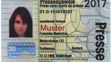 Ausweis 2017