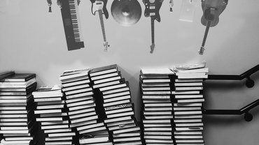 Musikinstrumente Bücher